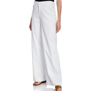 Vince Relaxed Trouser Cupro/Cotton blend Size 10
